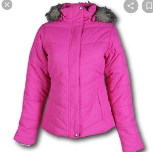 Columbia - Pink Winter Coat